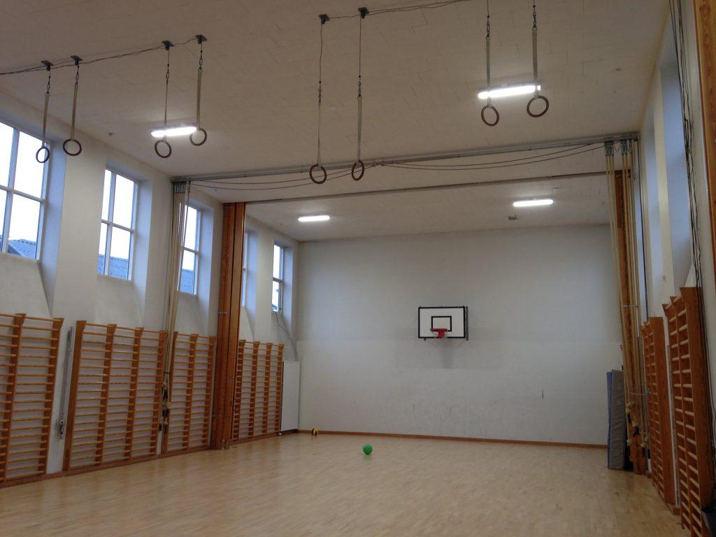 Fredensborg skoles sportshal